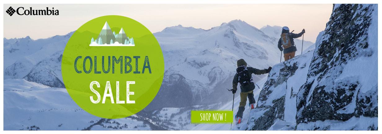 Columbia Sale Snowleader !