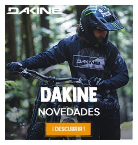 ¡Novedades Street y BTT Dakine!
