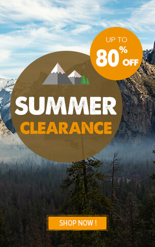 Come take advantage of Snowleader's summer clearance: up to 80% off on a selection of over 10,000 products!