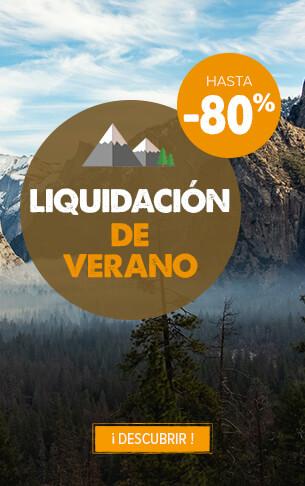 Liquidación de verano Snowleader, hasta -80% en una selección de más de 10 000 productos!