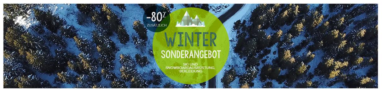 Snowleader Winter Sonderangebot!