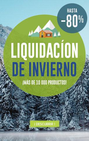 Descubre la Liquidacíon de Invierno !