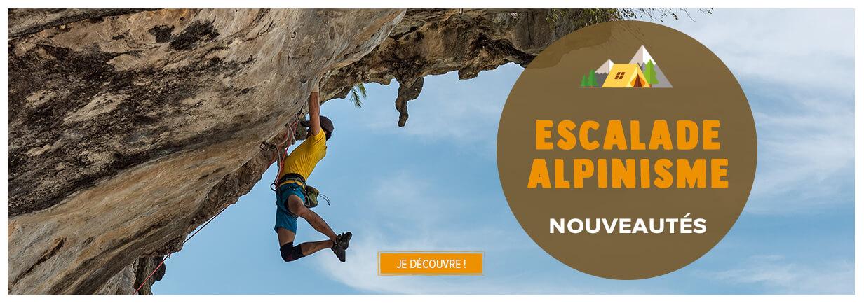 Découvrez toute la nouvelle gamme escalade alpinisme !