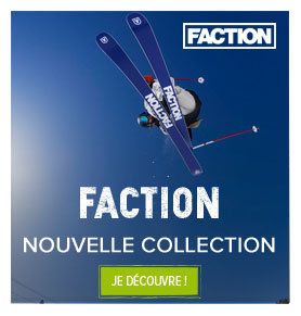 Nouvelle collection Faction