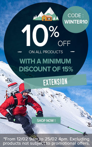 10% off on all products with a minimum discount of 15%