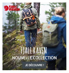 Nouvelle collection Fjällraven !