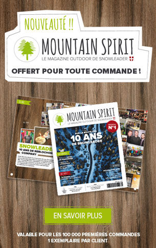 Mountain Spirit : le magazine Outdoor de Snowleader