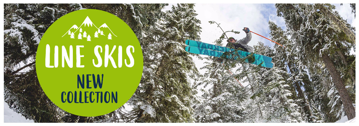 New Collection from Line Skis !