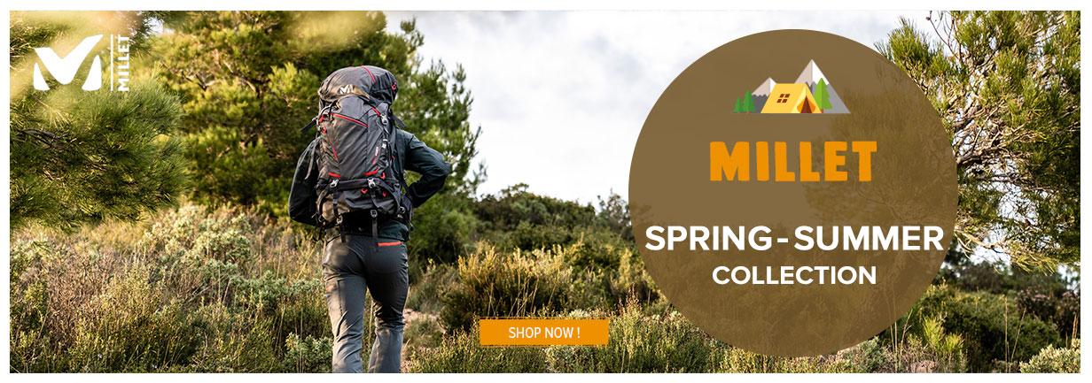 Millet, Spring - Summer collection !