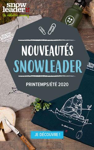 Découvrez la nouvelle collection Ete 2020 Snowleader !