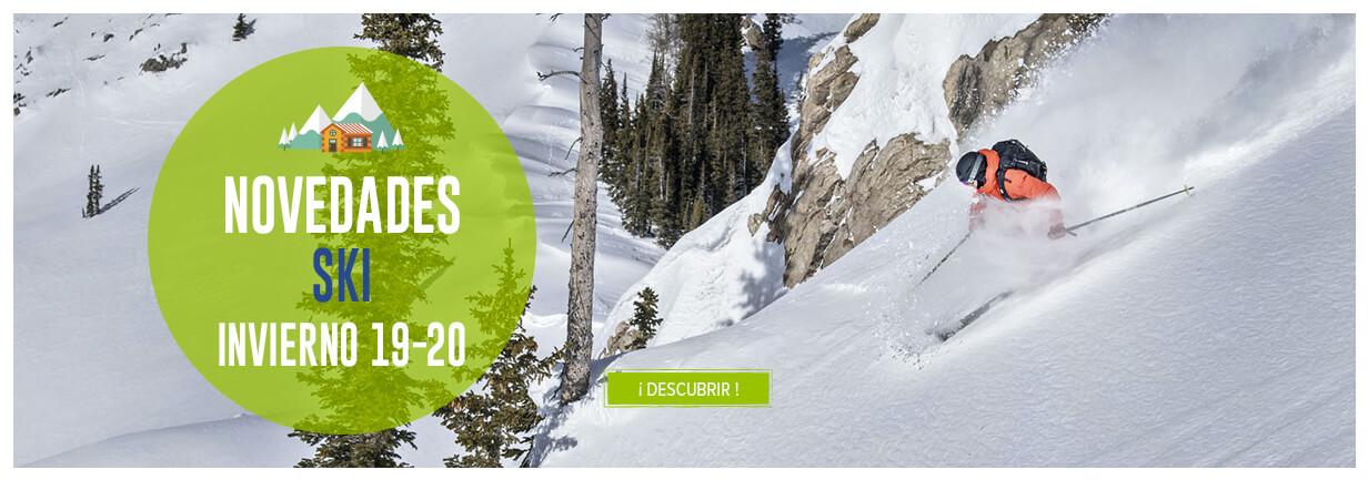 Novedades Ski Invierno 19-20