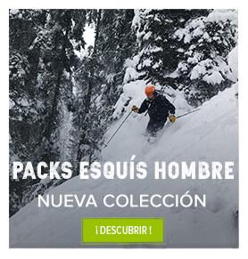 ¡Packs esquís hombre!