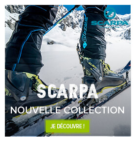 Nouvelle collection Scarpa!