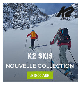Nouvelle collection K2!