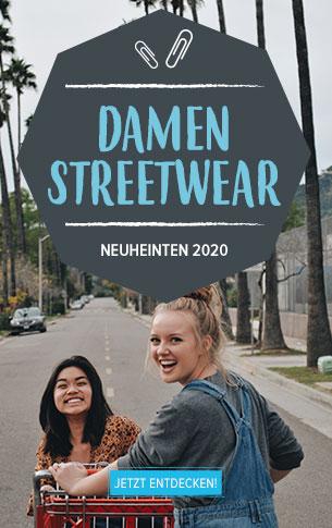 Entdecken sie unseren Neuheiten Streetwear Damen-shop