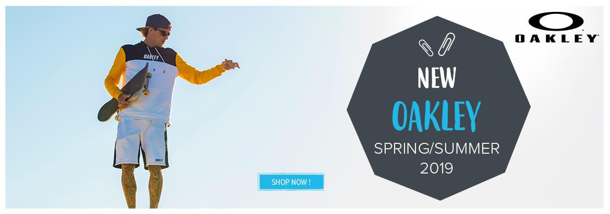 Oakley, Spring - Summer collection !