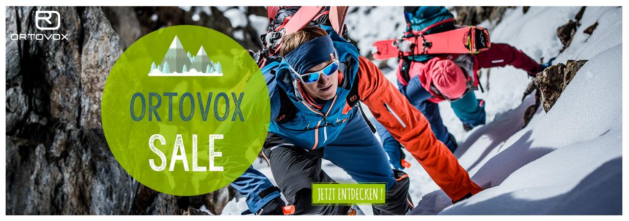 Ortovox Sale Snowleader!