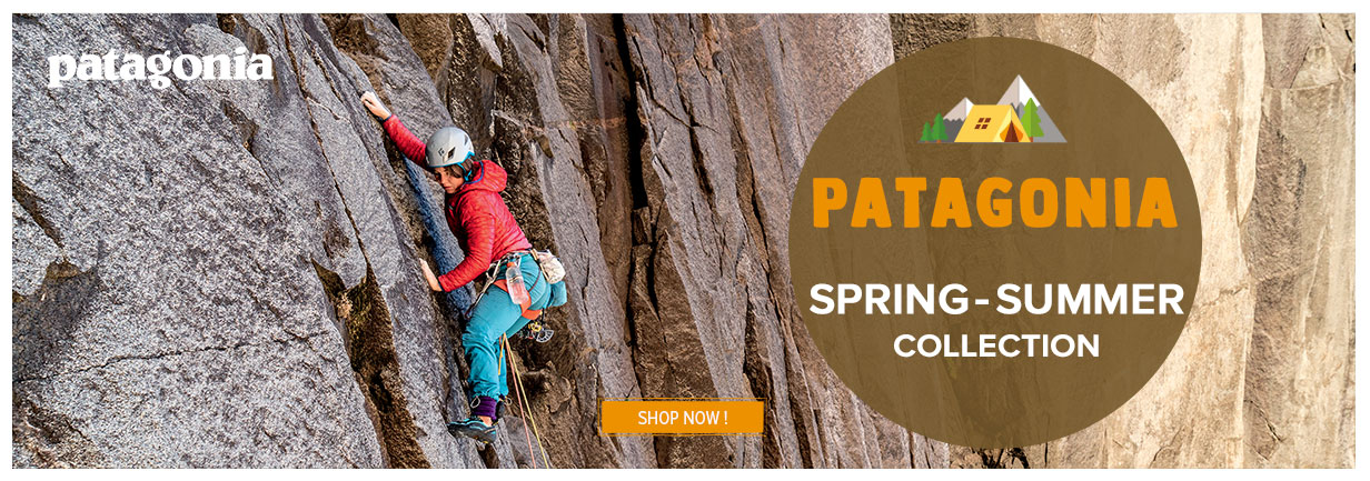 Patagonia, Spring - Summer collection !