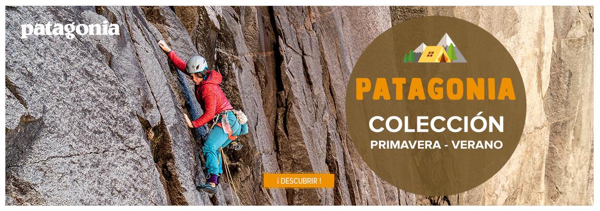 ¡Patagonia : Colección primavera - verano !