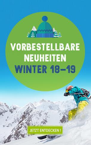 Neuheiten der wintersaison 18-19 !