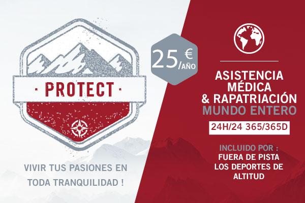 Seguro deportivo Snowleader Protect