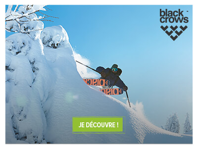 Nouvelle collection Black Crows