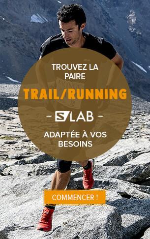 Trouvez la paire trail-running Salomon S/lab adaptée à vos besoins