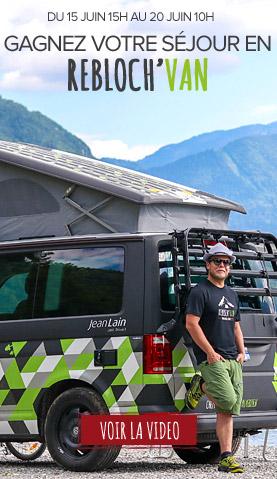 Gagnez votre séjour en Rebloch Van!