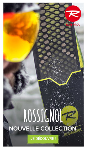 Nouvelle collection Rossignol