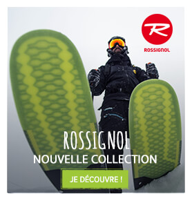 Nouvelle collection Rossignol !