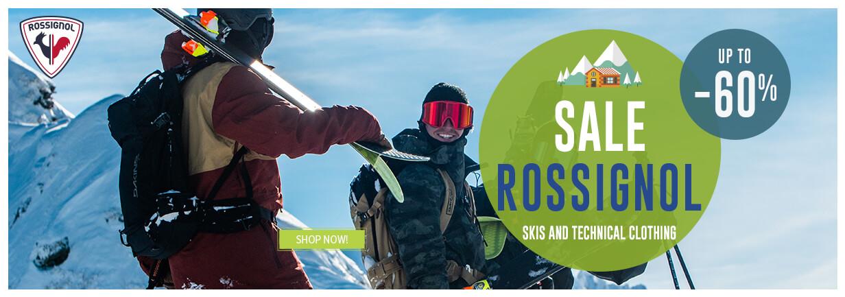 Come discover Rossignol produtcs on sale!
