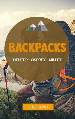 Come discover our backpacks assortment !