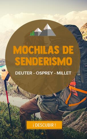 -15% extra en los Mochilas excursión día