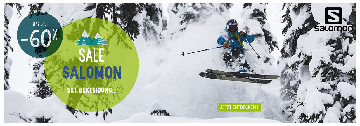 Salomon Sale !