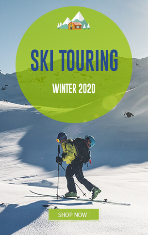 Come discover our Ski Touring assortment!