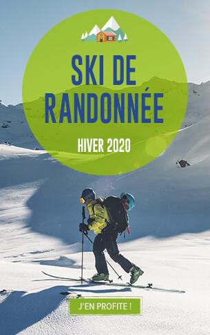 Découvrez notre sélection de produits Ski de Randonnée !