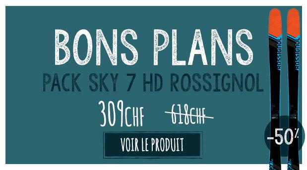 Bons plans des soldes : ski sky 7 à -50% !