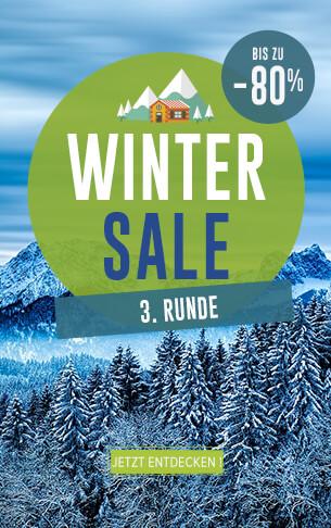 Es ist der Winter sale ! Entdecken Sie unsere Verkaufsprodukte