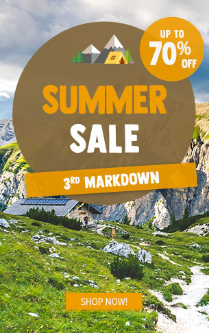It's 3rd Marketdown on Summer Sale! Come discover all of our products on sale