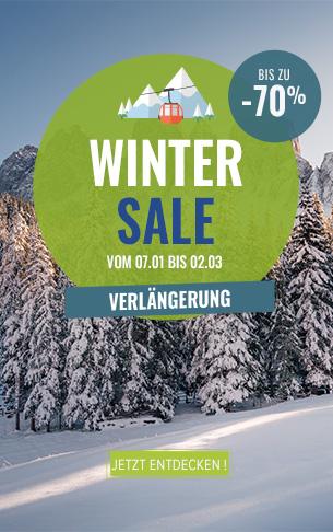 Sale: bis zu -70% zusätzlich !