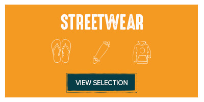 The Streetwear selection!