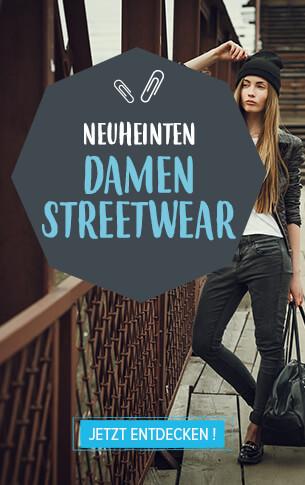 Entdecke die neuen Damen Streetwear !