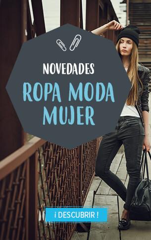 Descubre las novedades ropa moda mujer !