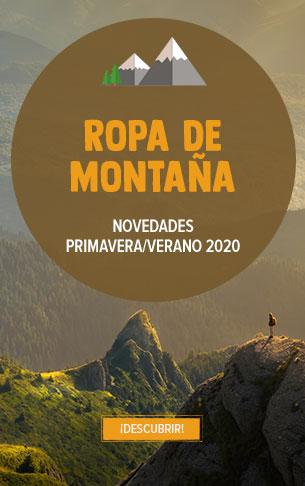 Descubre las novedades de nuestra gama Ropa de Montaña Hombre