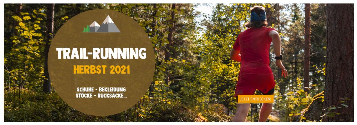 Trail Running 2021 : jetzt entdecken!