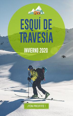 Descubra nuestra colección de Esquí de Travesía !