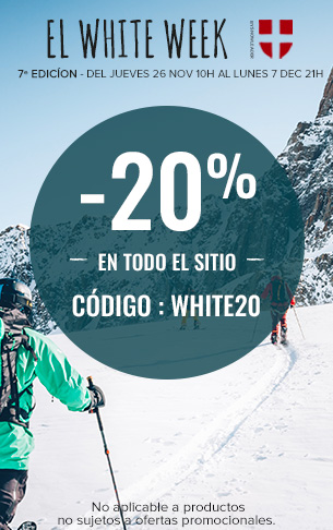Descubre nuestro selecion del White Week Black Friday!
